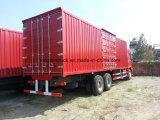 Sinotruk HOWO 6X4 말뚝 화물 트럭