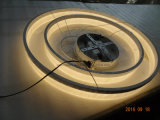 Projeto clássico da luz moderna do pendente