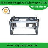 Precision Fabricação de metal de dobra de aço da folha Q235