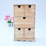 Gabinete de madeira de empacotamento de antiguidades européias de design novo antigo