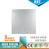 120lm/W super helle 600*600mm 36W LED Instrumententafel-Leuchte