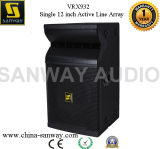 "Vrx932lap 800W Single 12 "" Active Mini Line Array DJ Equipment"