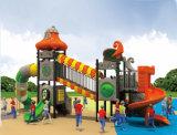 Equipamento ao ar livre HD-Tsb009 do jogo do campo de jogos das crianças da alta qualidade