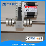 Gy-1390CS Automatic Move Laser Head Machine à découper au laser Metal / Non-Metal Mix