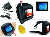 飲用無線ソナーの腕時計の魚のファインダー(FF518)