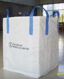 Голубой мешок PP FIBC ткани большой
