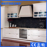 Las cabinas de cocina incombustibles diseñan el panel compuesto de aluminio del revestimiento al aire libre