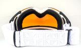 De anti Beschermende brillen van Eyewear Snowboarding van het Effect met Verwisselbare Lenzen