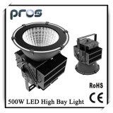 500W LED 창고 빛을%s 높은 만 빛
