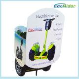 """O Ce de China Certificates o """"trotinette"""" elétrico do retrocesso do skate elétrico de duas rodas"""
