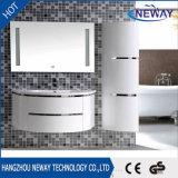 Unità di vanità della stanza da bagno del PVC del commercio all'ingrosso dello specchio della fabbrica LED della Cina