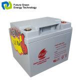 12V40ah Stromversorgungen-Leitungskabel saure PV-Systems-Batterie