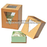 Lid와 Base를 가진 호화스러운 Cardboard Paper Perfume Box