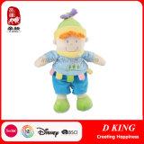 Jouets fabriqués à la main d'enfant en bas âge de dessin animé de poupée de peluche de jouets de gosses à vendre