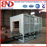 Tipo forno a resistenza del carrello per il tipo fornace dell'Fornace-Automobile di preriscaldamento della muffa