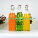 De Sojasaus van de keuken 250ml/500ml/1000ml/de Fles van het Glas van de Azijn/de Fles van het Sap