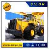 판매 (LW800K)를 위한 Xcm 8t 4.5m3 바퀴 로더