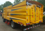 Véhicule de nettoyage routier Dongfeng Sweeper Truck 120HP