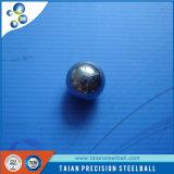 Esfera de aço material de cromo AISI52100 usada para o rolamento de esferas