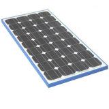 90W再生可能エネルギーの適用範囲が広いモノクリスタル光起電太陽電池パネル