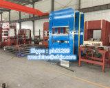 El PLC controla la máquina de vulcanización hidráulica de goma de la prensa del marco con Ce e ISO9001
