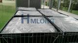 Lager-Metallfaltender Maschendraht-Behälter/Rahmen mit pp.-Blatt