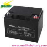 De Zonne Diepe Zure Batterij van uitstekende kwaliteit van het Lood van de Cyclus 12V38ah UPS