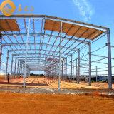 Пакгауз стальной структуры высокого качества полуфабрикат (SS-11)