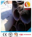 De Naadloze Pijp ASTM 316L 316ti van de Buis van het roestvrij staal