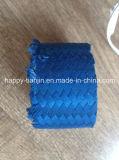 A matéria têxtil R5 cobriu a mangueira hidráulica da trança do fio