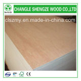 熱いSale 3-25mm Commercial Plywood