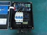 Wasser-Pumpen-Steuerkasten, Digital-Voltmeter u. Ampere-Messinstrument-Echtzeitbildschirmanzeige