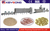 Máquina Textured de la proteína de la carne de la soja de la haba, proteína de soja Textured que hace la maquinaria