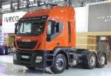 Iveco 60t Prijs van de Vrachtwagen van de Tractor van de Motor van de Curseur de Hoofd