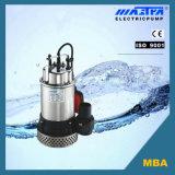 Pompe à eau d'égout (séries de MBA)