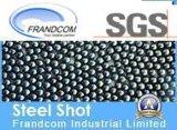 Tir d'acier de haute qualité / bille en acier S660 pour Shot Peening