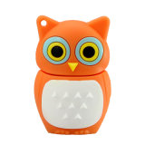 Cute Owl USB 2.0 Drives Flash Armazenamento Externo Pendrive 64GB 32GB 16GB 8GB 4GB 2GB Disco USB Flash Disk Melhor presente