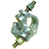 Acoplador da conexão do andaime de Foring da gota para o uso da construção