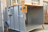 De elektrostatische Bespuitende Cabine van het Poeder voor Metaal