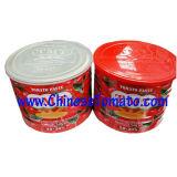 2.2 chilogrammi di pomodori della salsa di inserimento di pomodoro organico per buona qualità