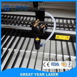 나무, 아크릴, 유기 유리, MDF, 1325te를 위한 1300*2500mm 편평한 침대 Laser 절단기