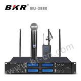 Bu3880 UHF 8チャネルの会議のワイヤレスシステム