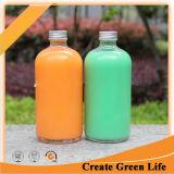 16oz om het Drinken van de Fles van het Glas, de Koud geperste Fles van het Sap met Aluminium GLB