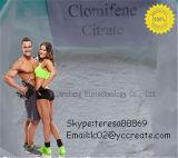 Citrato steroide iniettabile/orale di Clomifene per anti Estrogenic/per la costruzione del muscolo