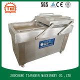 Machine van de Verpakking van de Schuine stand van het roestvrij staal de Vacuüm Automatisch/Voedsel/de Aquatische Producten/Bomen van het Fruit/vis-Dz500-X