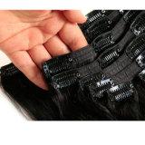 Не продайте никакой путать оптом никакой линяя польностью головной зажим в зажиме волос на выдвижениях человеческих волос
