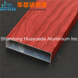 Aluminium van de Korrel van de Overdracht van de Uitdrijving van het Profiel van het aluminium het Houten voor Vensters en Deuren