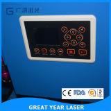 De Kus van de Laser van Guangzhou sneed de Automatische Flatbed Scherpe Machine van de Matrijs van de Laser