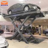 Het hydraulische Opheffende Platform van de Auto van de Schaar voor Verkoop