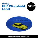 La frecuencia ultraelevada de la gerencia del coche de RFID marca a extranjero con etiqueta Higgs3